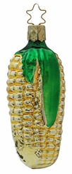 Shiny Corn Ornament by Inge Glas