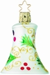 Small Holly Boughs Bell Ornament by Inge Glas