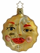Smiling Sun Ornament by Inge Glas