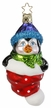 Snuggles Penguin Ornament by Inge Glas