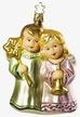 Special Christmas Stars Angels - Life Touch, Limited Edition Ornament by Inge Glas
