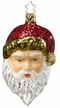 Special Guest Santa Life Touch Ornament by Inge Glas