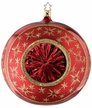 Starry Night Reflection Ornament by Inge Glas