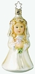 Sweet Maiden Bride - Life Touch Ornament by Inge Glas