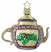 Tea For Two Teapot Ornament by Inge Glas