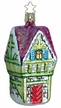 The Gables House Ornament by Inge Glas