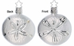 The Sand Dollar Ornament by Inge Glas