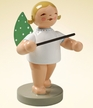 Angel Director Wooden Figurine by Wendt and Kuhn