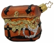 Treasure Chest Ornament by Inge Glas