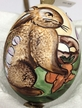 Bunny & Carrots Egg by Peter Priess Kunstgewerbe