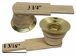 14 mm Replacement Candle Slider for German Pyramids - $5 Each