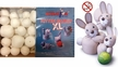 Recycled Paper Make it Yourself Bunny Kit by PFF – Papier in Form und Farbe GmbH - Makes 12 Bunnies