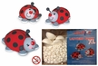 Recycled Paper Make it Yourself Ladybug Kit by PFF – Papier in Form und Farbe GmbH - Makes 25 Ladybugs