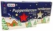 THE CHRISTMAS HAUS - Extra Small German Candles in Box of 40