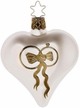 Union Heart Ornament by Inge Glas