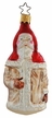Victorian Father Christmas Ornament by Inge Glas