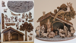 Make it Yourself Nativity Kit by Wandera GmbH