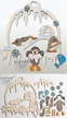 Make it Yourself Penguin Window Decoration Kit by Drechslerei Kuhnert