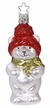 Warm Little Bear Ornament by Inge Glas