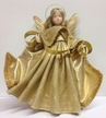Gold Tulle Wax Angel by Margarete & Leonore Leidel in Iffeldorf