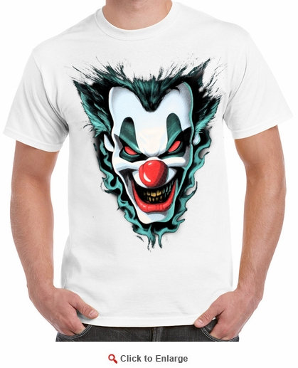Badass Jewelry Freakshow Men's White T-shirt