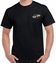Badass Jewelry Get Yer Shine On Men's Black T-shirt