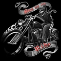 Badass Jewelry Hog Heaven Men's Black T-shirt