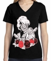 Badass Jewelry MM Artist Ladies' Black T-shirt