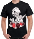 Badass Jewelry MM Artist Men's Black T-shirt