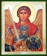 Archangel MICHAEL, Orthodox Icon