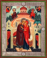 Conception of the Theotokos, Orthodox Icon