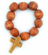 Finger Beads Prayer Chotki  w/ Cross