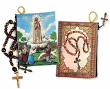 Our Lady of Fatima,  Tapestry Pouch Case