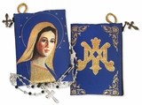 Our Lady of Grace, Tapestry Pouch Case