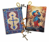 Our Lady Undoer of Knots,  Rosary Pouch Case