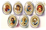 "Pascha Egg Wraps ""Icons"""