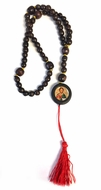 Prayer Rope with Icons of  Virgin Mary and Christ