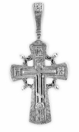 Sterling Silver Cross, Large