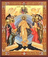 Resurrection of Christ, Orthodox Christian  Mini Icon