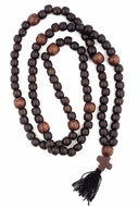 Rosary Prayer Beads Rope, 100 Knots
