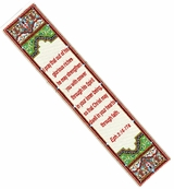 "Tapestry  Icon  Book Marker  ""I Pray That"""
