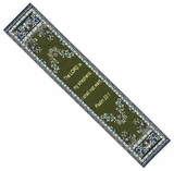 """Tapestry  Icon  Book Marker  """"The Lord is My Shepherd"""""""