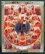 The Church of Christ, Orthodox Christian Icon