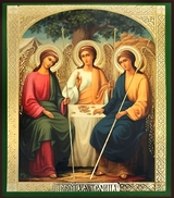 The Holy Trinity, Orthodox Christian Icon