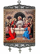 The Last Supper, Tapestry Icon Banner, Large