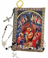 The Nativity, Rosary Pouch Case