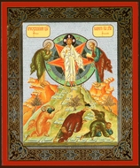 The Transfiguration of Christ, Orthodox Christian Icon