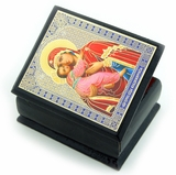Virgin of Vladimir, Keepsake Wooden Box