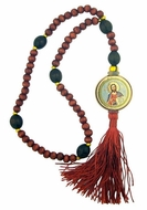 Wooden Prayer Rope 50 Knots