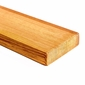 Western Red Cedar Top Rail - 2x6 Clear Grain